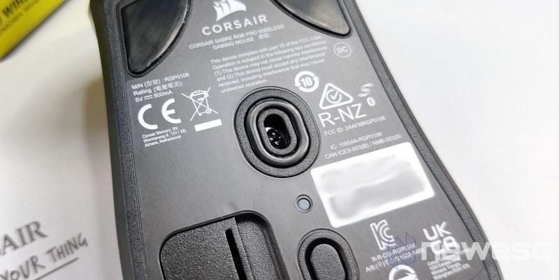 SabreWireless Sensor