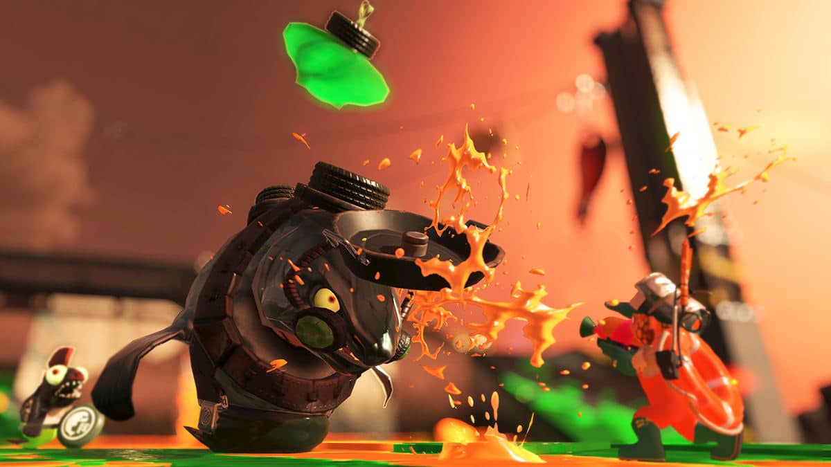 Salmon Run Splatoon 2 review