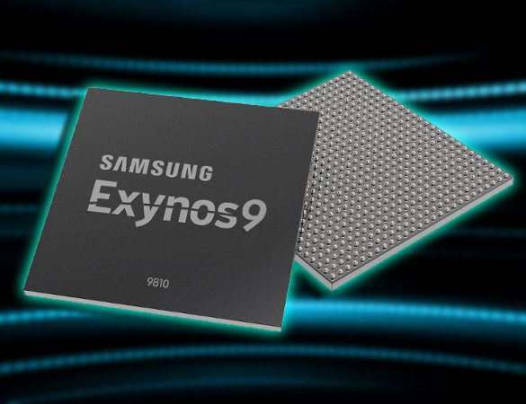 Samsung Exynos 9810 NewEsc