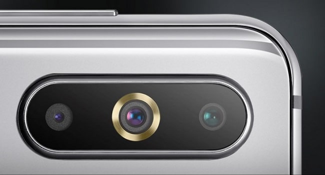 Samsung Galaxy A8s cámara principal
