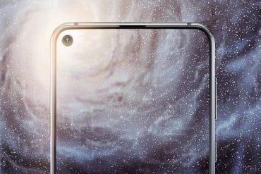 Samsung Galaxy A8s filtración notch