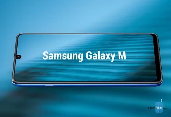 Samsung Galaxy M2 render filtrado