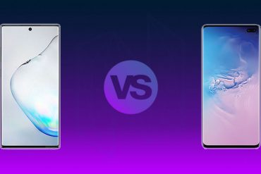 Samsung Galaxy Note 10 vs Galaxy S10