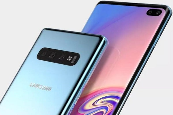 Samsung Galaxy S10 Plus cámaras