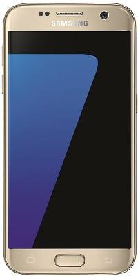 Samsung Galaxy S7 móvil pequeño