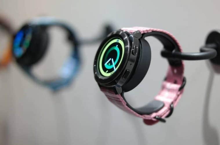 Samsung Gear Sport anuncio