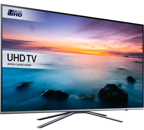 Samsung UE55KU6400 televisiones baratas 4K