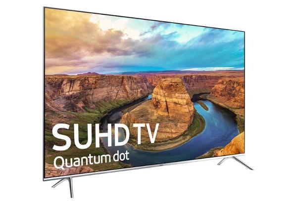 Samsung UN55KS8000 televisiones baratas 4K