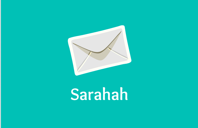 Sarahah wallpaper por que no funciona
