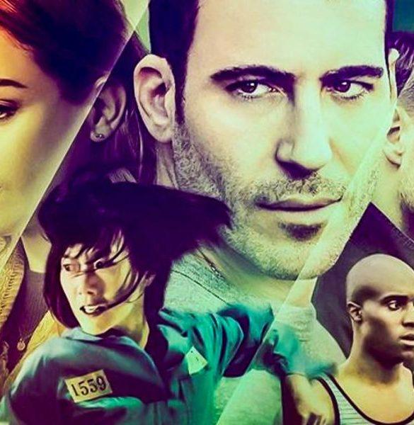 Segunda temporada Sense8 cancelada