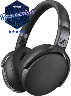 Sennheiser HD 4 mejores cascos bluetooth