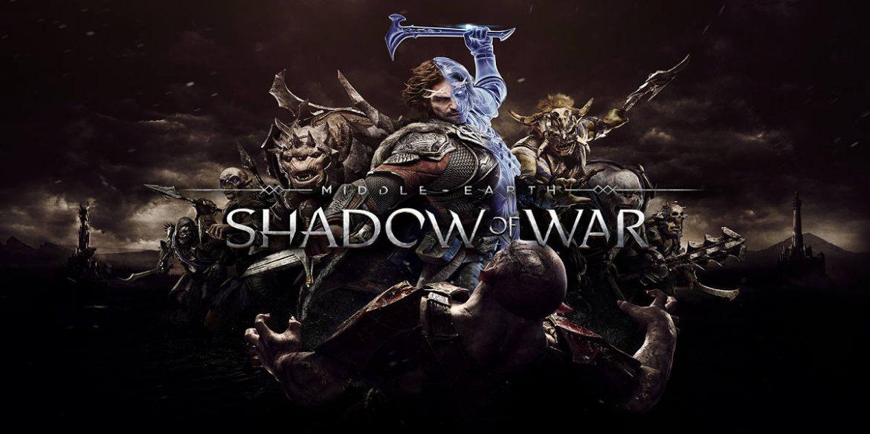 Shadow of War Portada