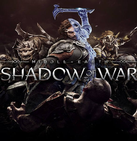 Shadow of War Portada