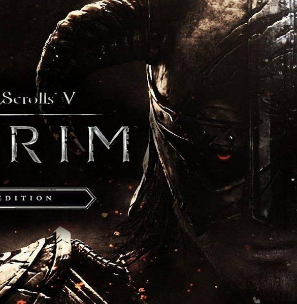 Skyrim Special Edition portada
