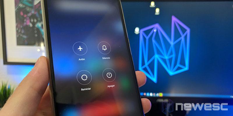 Smartphone Pocophone Reiniciar