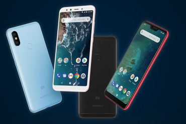 Smartphones con Android One