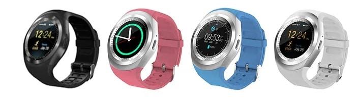 Smartwatch Alfawise 696 Y1 acabados