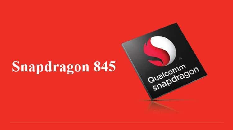 Snapdragon 845 Portada