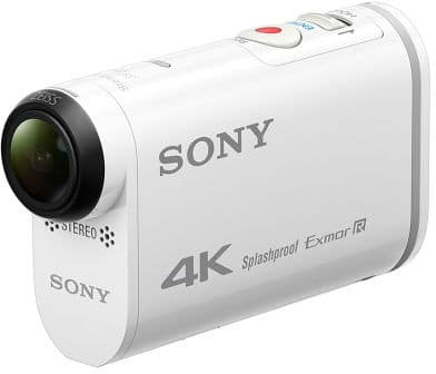 Sony Action Cam FDR-X1000VR alternativas gopro