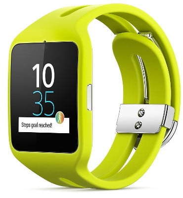 Sony Smartwatch 3 smartwatch barato