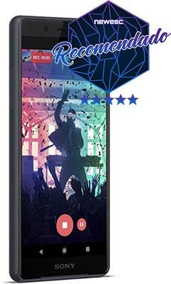 Sony Xperia XZ2 Compact móvil resistente