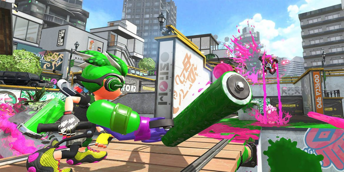 Splatoon 2 review newesc