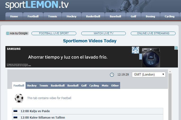 SportlemonTV