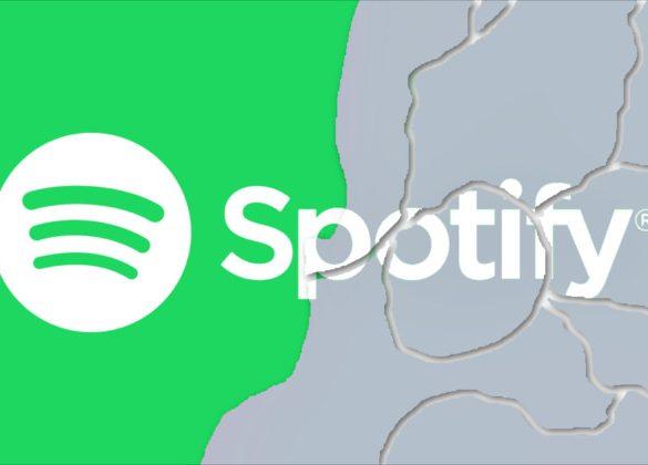 Spotify con problemas