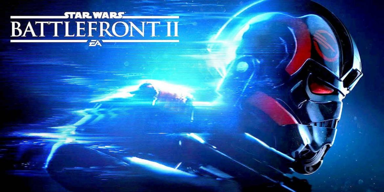 Star Wars Battlefront 2 Portada