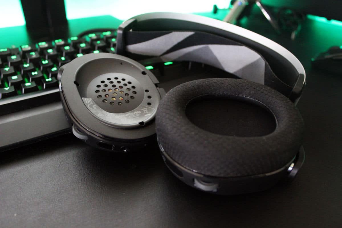 SteelSeries Artics 7 Audio
