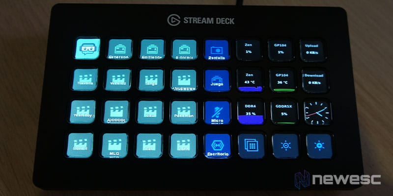 Stream Deck XL - 2