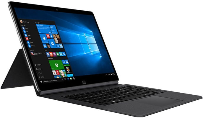 Tablet Chuwi CoreBook diseño