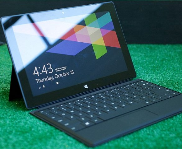 Tablet Microsoft Surface de bajo costo