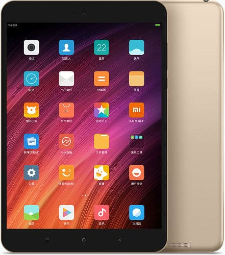Tablets baratas Xiaomi Mi Pad 3