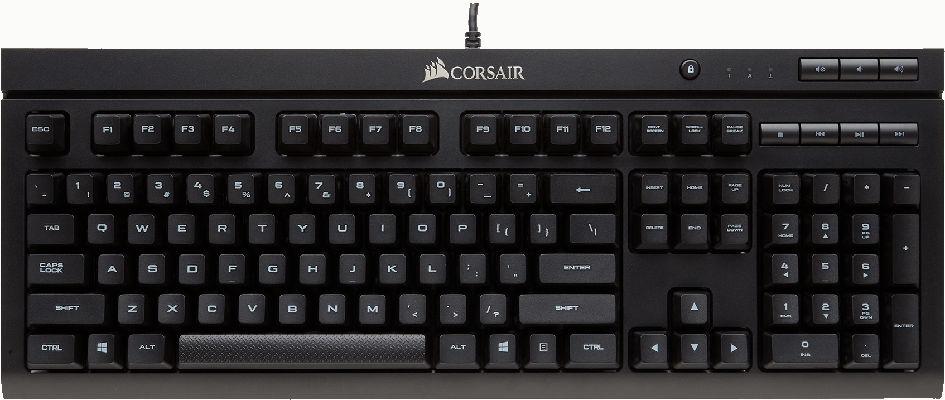 Teclado mecánico Corsair K66