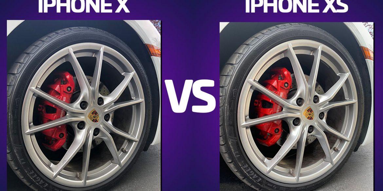 Test de cámara iPhone X vs iPhone XS wallpaper