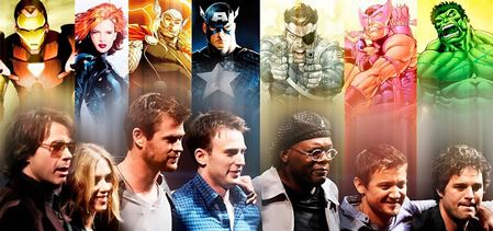 The-Avengers-nuevo juego de marvel square enix 2