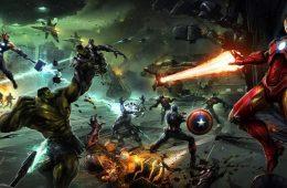 The-Avengers-nuevo juego de marvel square enix