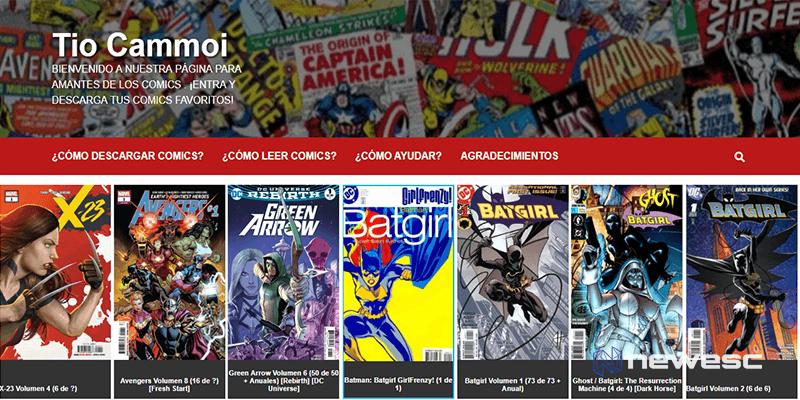 Tio Cammoi - descargar cómics gratiss
