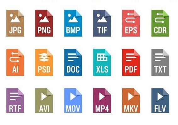 Tipos de Extensiones de Archivos en Informática