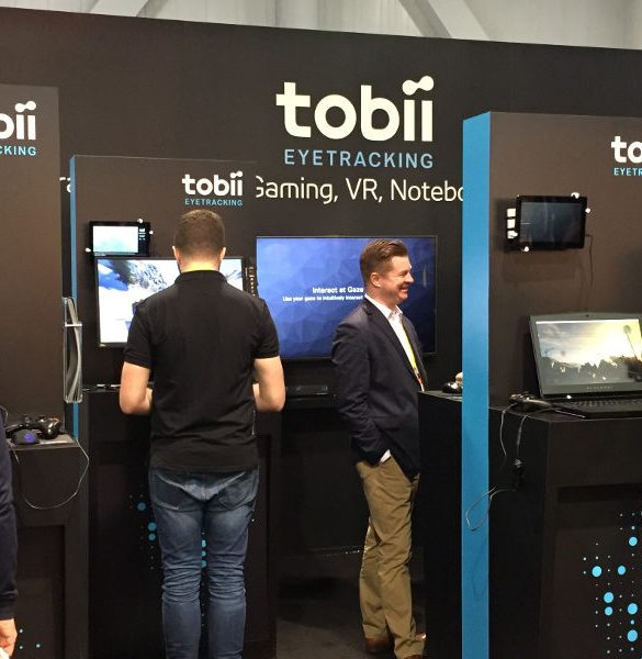Tobii Gaming Ces 2017