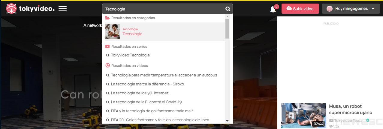 Tokyvideo La Nueva Red Social Para Estar Al Dia Con La Tecnologia Newesc
