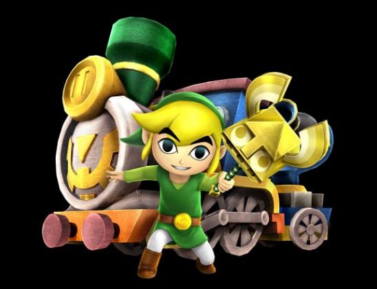 Toon Link y el Báculo de las Arenas