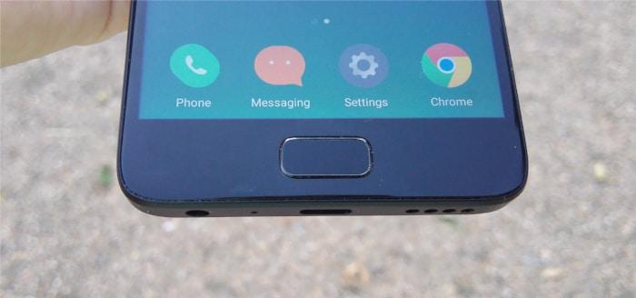 Touchpad Zuk Z2