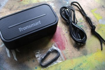 Tronsmart T2 altavoz bluetooth Wallpaper
