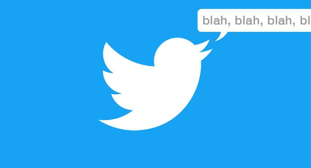 Twitter Blah Portada
