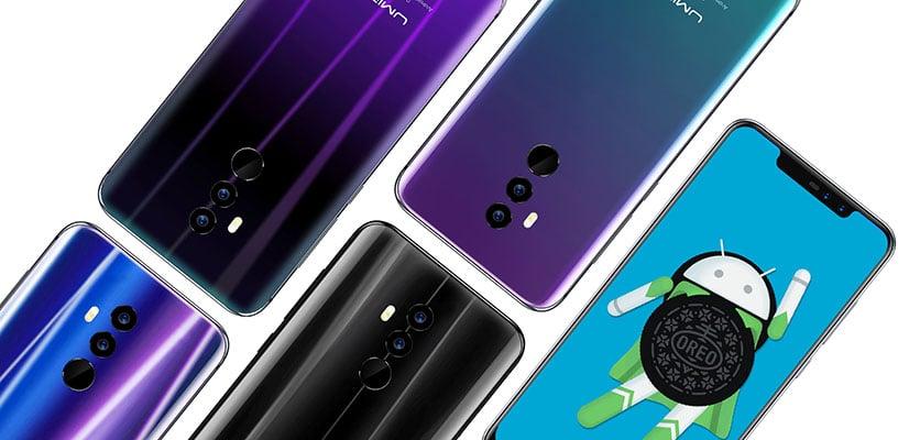UMIDIGI Z2 android oreo
