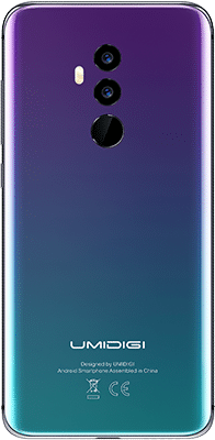 UMIDIGI Z2 dispositivo