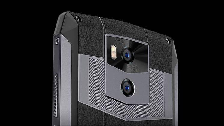Ulefone Power 5S cámara trasera