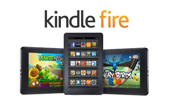 Usa tu Chromecast en el Kindle Fire de Amazon